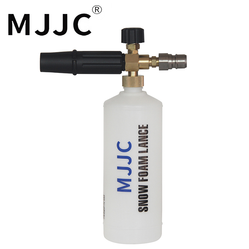 MJJC Brand with High Quality Foam Lance for PA quick release pressure washer with PA-quick release connector