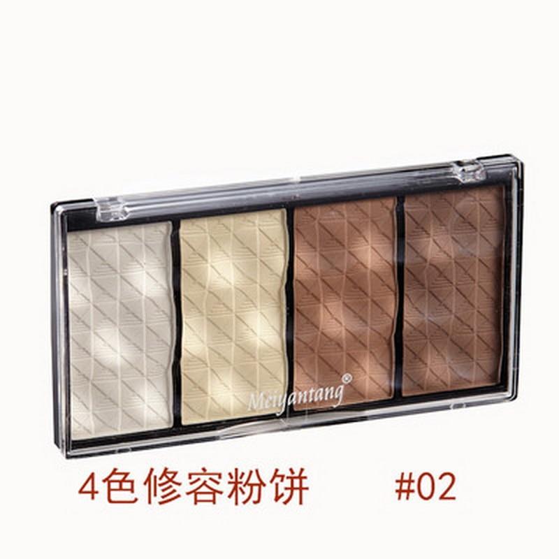 by ems or dhl 200pcs Make Up Concealer Cream 4Colors Optional Oil-control Waterproof Contour Makeup Face Primer