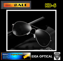 RX Prescription Sunglasses Pilot Eyewear for Men Optical Polarzed Lenses UV400 EXIA OPTICAL KD-6 Series