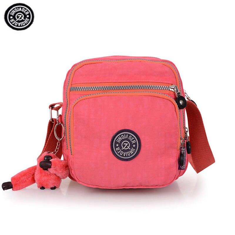 Women Messenger Bags Crossbody Bag Nylon Waterproo...