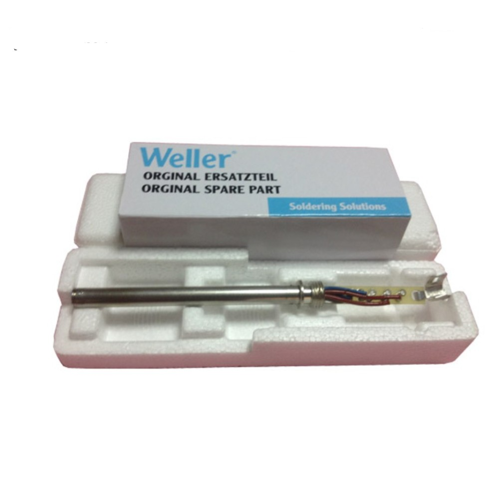 2 Pieces Weller 0058744855 Heater Assembly for WP80 handpiece, Weller WD1000/WD1002 soldering station, 2 pieces weller 0058744855 heater assembly for wp80 handpiece weller wd1000 wd1002 soldering station