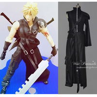 2016 Crisis Core Cloud Strife Cosplay Final Fantasy VII Cosplay Costume