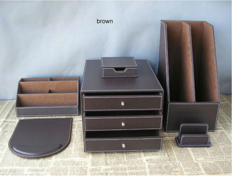Desk Organizer Set