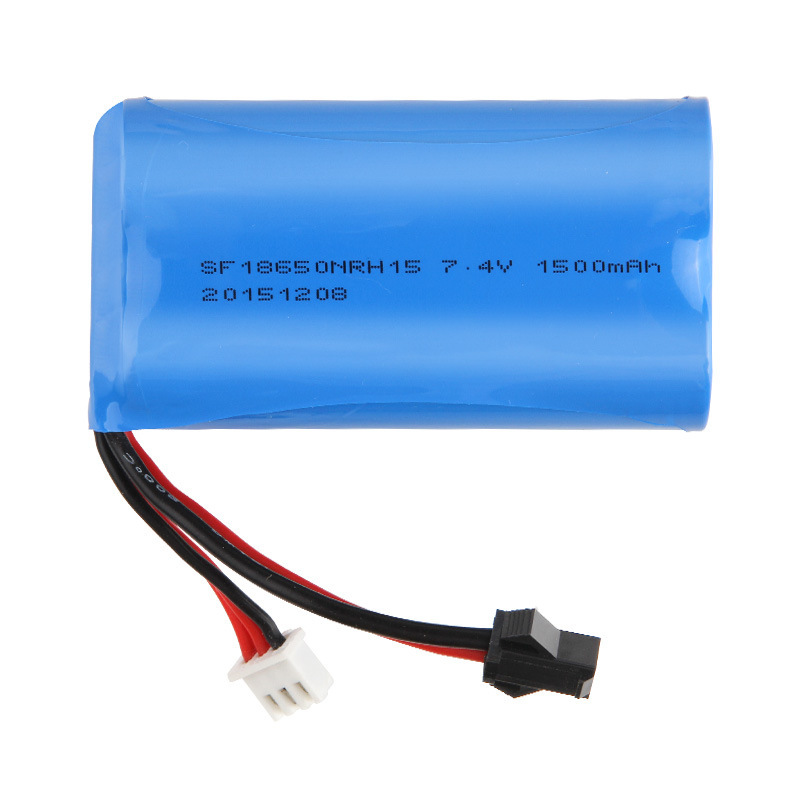 7.4V 1500mAh lipo battery for syma Q1 Q2 RC helicopter quadcopter spare parts accessory original high quality new arrival usb lithium battery charger module board with charging and protection for rc quadcopter multirotor helicopter spare parts
