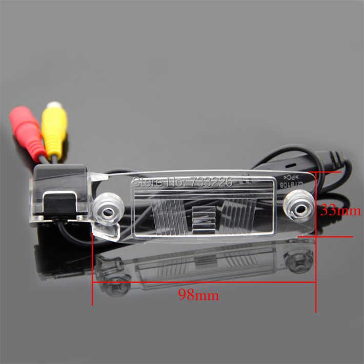 Для Камера Автомобильная камера заднего вида с 4 светодиодный HD CCD камера для KIA Sportage R 2011-2012/K3