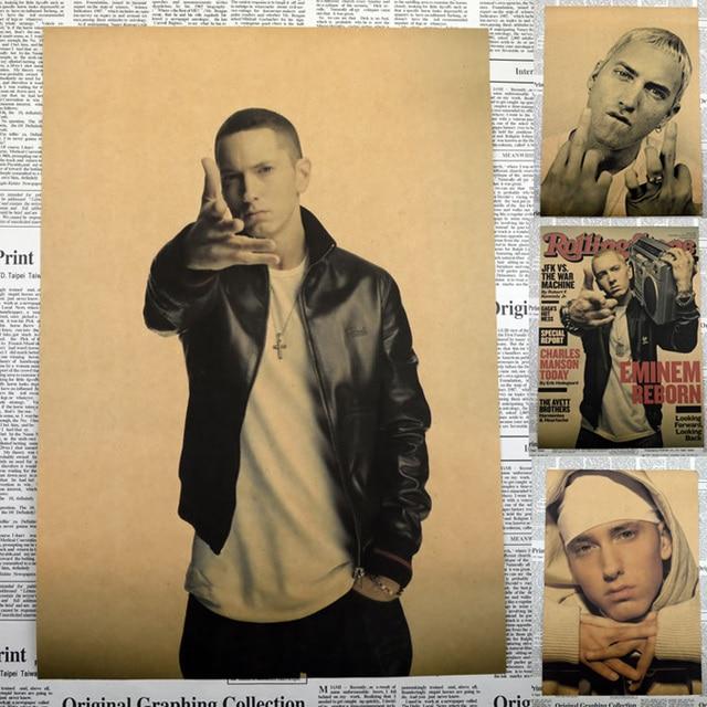TOP COOL vintage retro poster print art American Rapper Hot Music ...