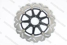Front Brake Disc Rotor Brake Discs For KTM DUKE II 640 2003-2006 DUKE 690 2008-2012 SUPERMOTO PRESTIGER 690 2007-2008 BLACK