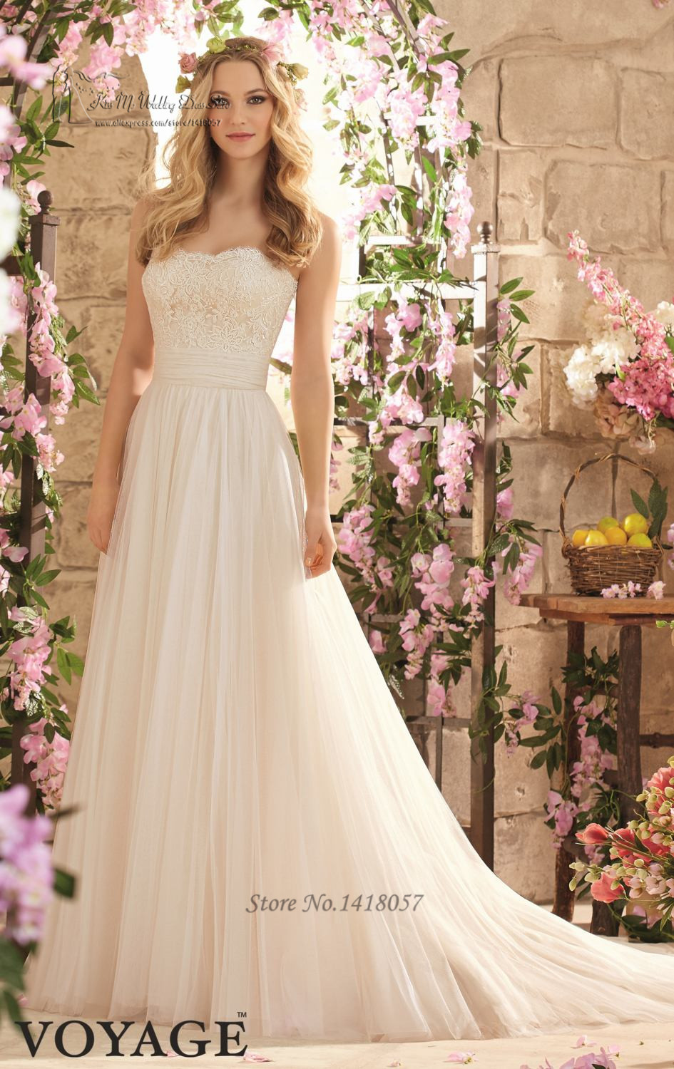 Aliexpress.com : Buy Hot Sell Vintage Boho Wedding Dress Lace 2016 ...