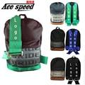 Ace скорость-Невеста рюкзак как ремень безопасности ремни JDM Невеста Спортивные сумки невесты Ткань школьный рюкзак