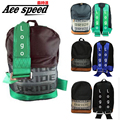 Ace speed-Bride backpack as seat belt straps JDM Bride Racing bags bride Fabric school backpack