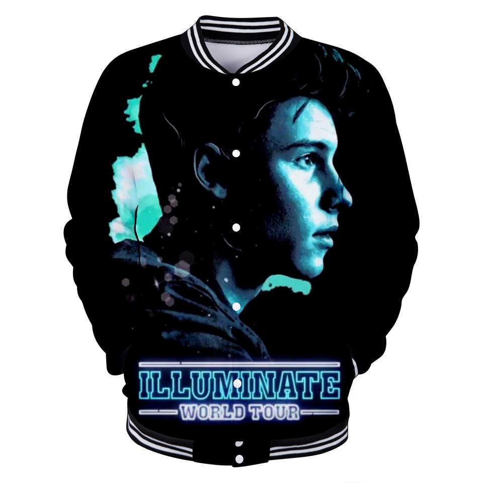 Модные темно-цветные для девочек и мальчиков в стиле хип-хоп, куртка с 3D принтом, бейсбольная форма, модная крутая куртка, шикарные весенне-осенние пальто для женщин и мужчин