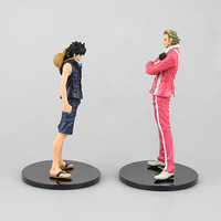 Anime One Piece DXF The Grandline Men Film Gold Vol Monkey D Luffy Gild Tesoro PVC