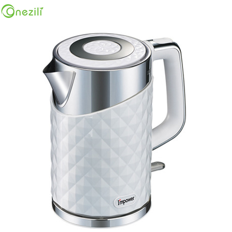 ONEZILI Kitchen appliance household waterkoker electric kettle insulation automatic 220V 1.3L kettles electronic teapot kettle
