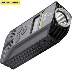 Image 3 - Nitecore BR35 1800ลูเมน2XCREE XM L2 U2 Built In 6800MAhแบตเตอรี่ลำแสงระยะทางแบบชาร์จไฟได้จัดส่งฟรี