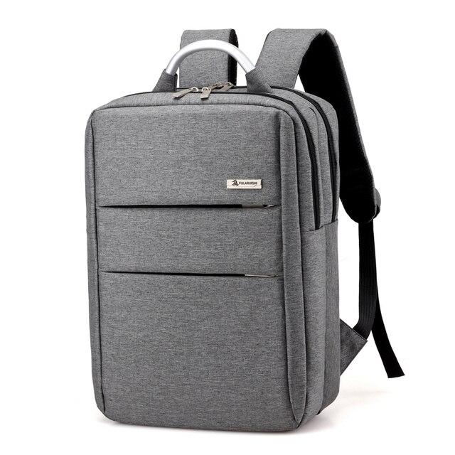 5457d74443a Herren business rugzak frauen bagpack laptop rucksack männer reisetaschen  mochila masculina notebook computador zurück pack büro