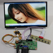 VGA input lcd controller board RT2270 10.1inch 1366×768 N101BCG-L21 IPS lcd screen model lcd for Raspberry Pi