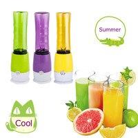 Electric Juice Juicer Blender Kitchen Mixer Drink Bottle Smoothie Maker Fruit Blender