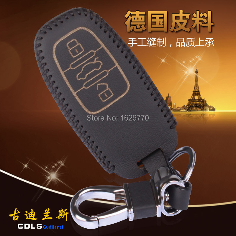 Hand-stitched-Genuine-Leather-Car-Key-Fob-Cover-Key-case-wallet-exclusive-for-A4-A5-Q5 (1).jpg