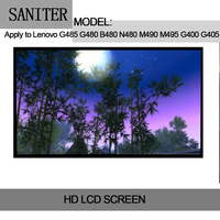 SANITER Apply to G485 G480 B480 N480 M490 M495 G400 G405 G475 Laptop LCD Screen