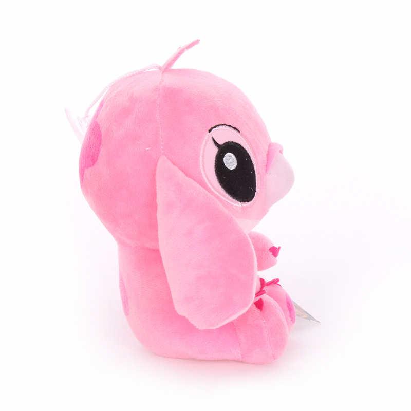 لعبة دمى مصنوعة من القطيفة على شكل شخصيات كرتونية ليلو وستيتش ، دمية حيوانات محشوة ناعمة لعبة للأطفال هدايا أعياد الميلاد للأطفال