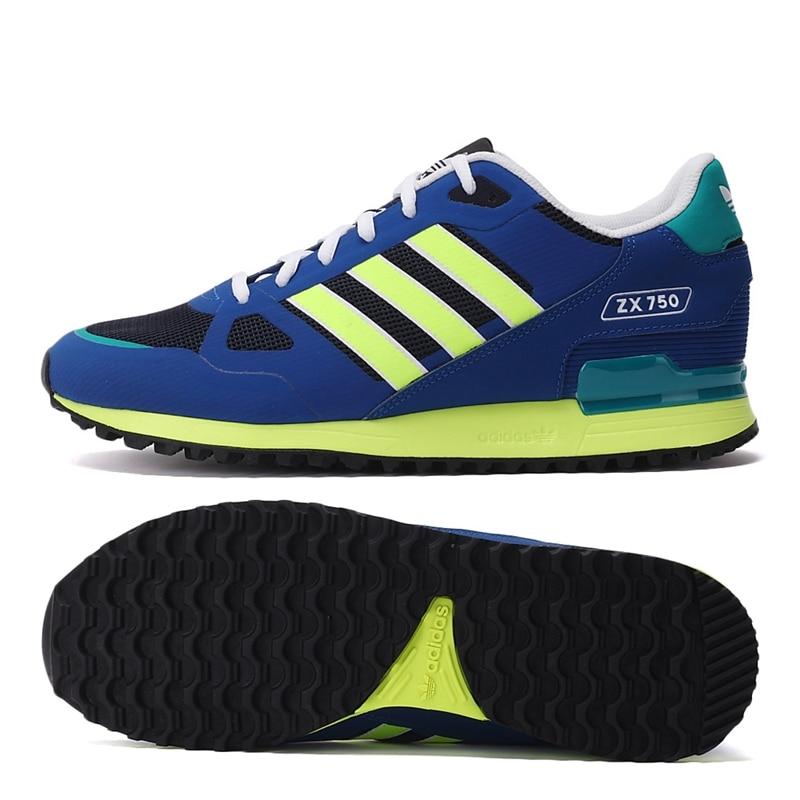 Adidas Official Originals ZX 750 Men s Skateboarding Shoes Sneakers AQ3347-in  Skateboarding from Sports   Entertainment on Aliexpress.com  de6c621014f0