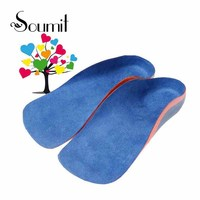 Soumit Kid Orthopedic Insoles For Children Flat Foot Arch Support Shoes Pad Orthotic Shoe Insole Kids