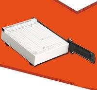 Гастроном 8016 ручной резки стали резак для бумаги 20*18 см