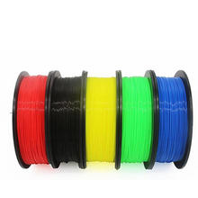 ABS 1.75mm Filament 1KG Printing For 3D Printer Safe Environmentally Friendly Materials New