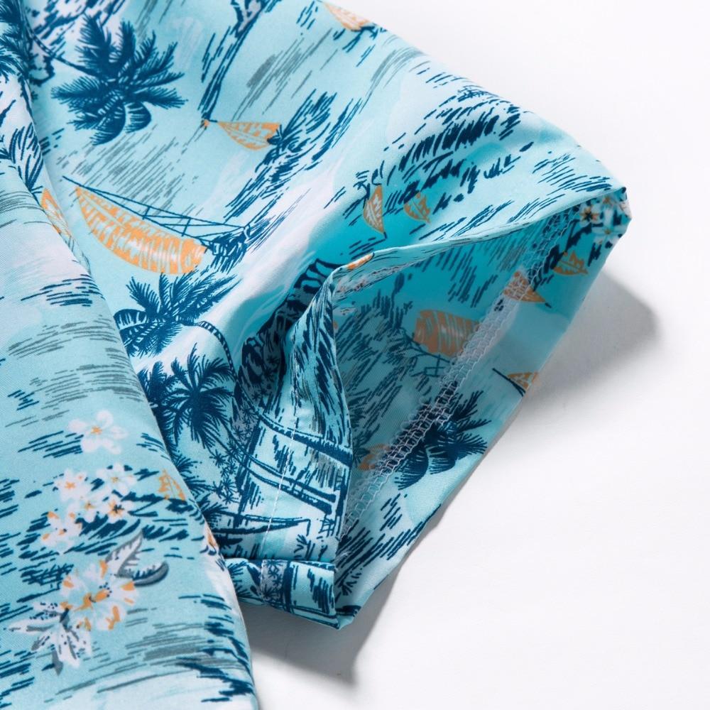 Tailor Pal Love Summer Meeste särgid Kiiresti kuiv vabaaja särk - Meeste riided - Foto 4