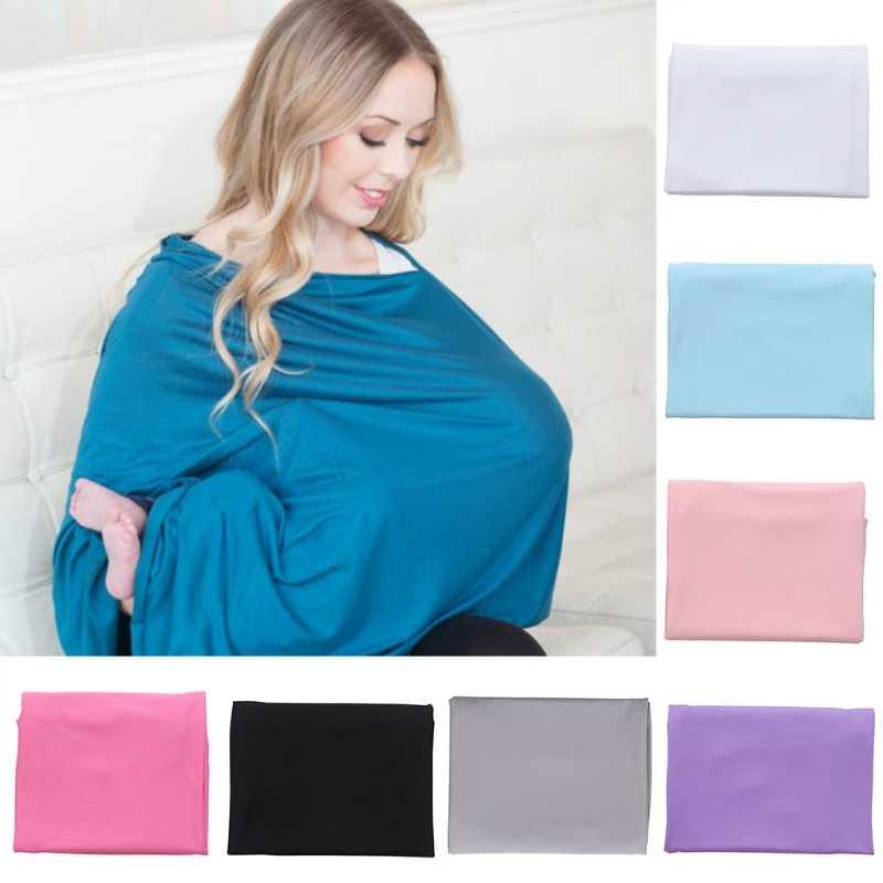 THINKTHENDO многофункциональное детское Грудное вскармливание накидка-пончо одеяло Шинель, верхняя одежда