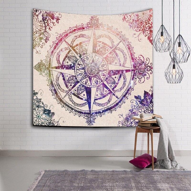 WLIARLEO ΝΕΑ Bohemian Mandala Ταπετσαρία - Αρχική υφάσματα - Φωτογραφία 1