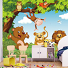 Cartoon Animation child room wall mural for kids room boy/girl bedroom wallpapers 3D mural wallpaper custom any size 3