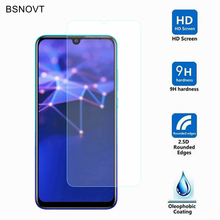 2PCS For Huawei P Smart 2019 Glass 9H Phone Screen Protector Film Y9 Prime Z