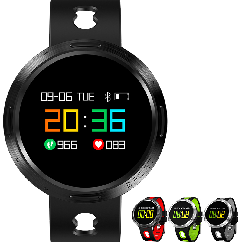 BANGWEI Men Smart Sport Bracelet Women LED Color Screen Clock Blood Pressure Heart Rate Fitness Pedometer Bluetooth Smart Watch цена