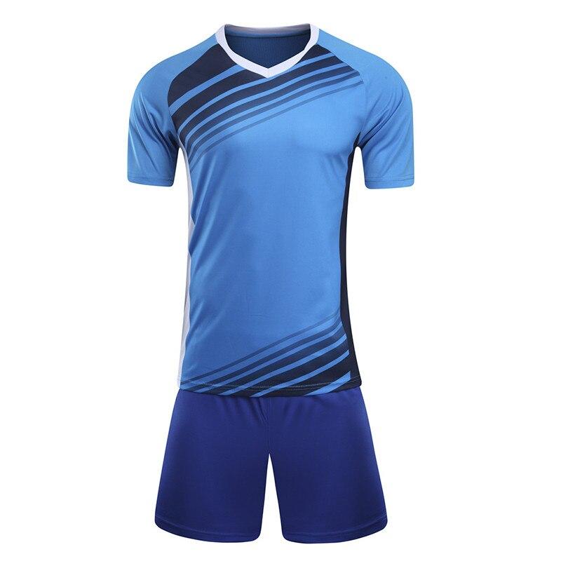 Kids Boys Girls Men Women Soccer Sets Survetement Football 2017 Sports Kits Jerseys Uniforms Suit Breathable Number Name Logo