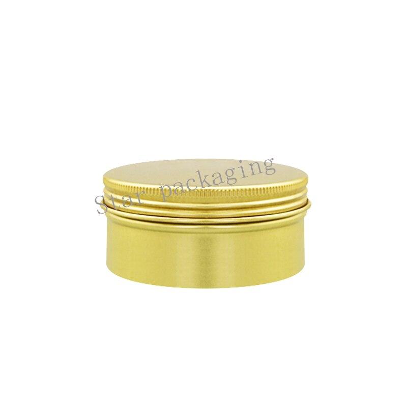 Güzellik ve Sağlık'ten Doldurulabilir Şişeler'de 30 adet/grup alüminyum kavanoz, 150 gram metal krem kavanoz, 5 oz beyaz altın pembe siyah alüminyum teneke, 150g metal kozmetik konteyner'da  Grup 1