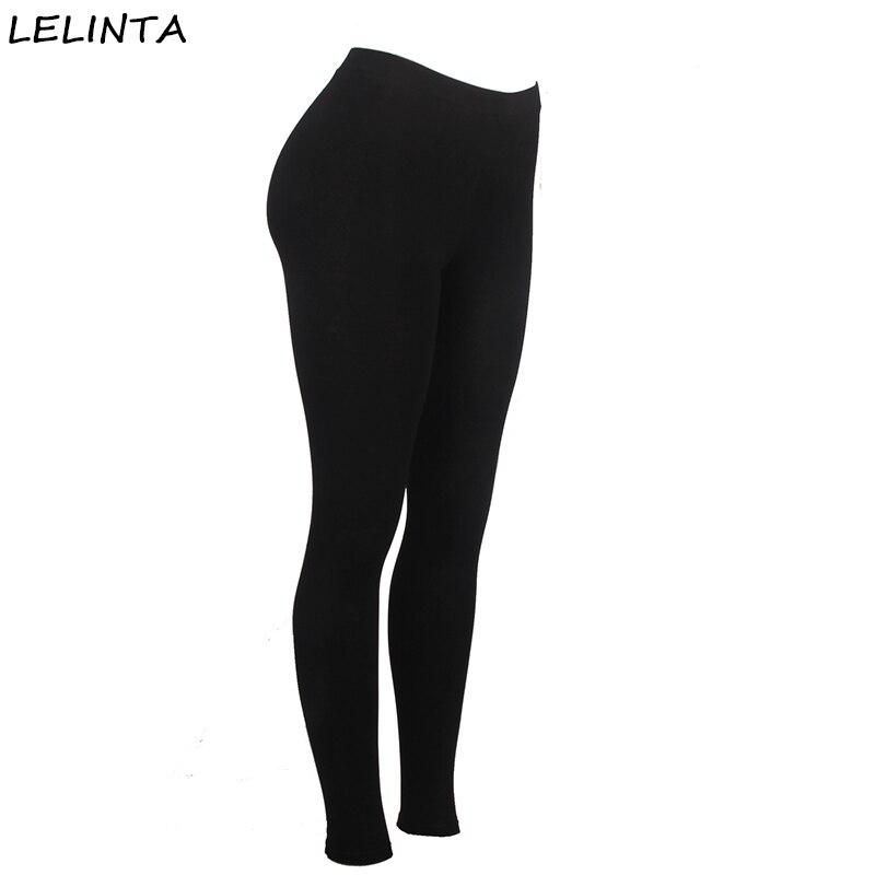 LELINTA Black Workout High Waist Tummy Control   Legging   - Super Compression Sportes Pants Soft Women's Activewear Pant