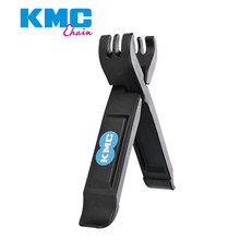 KMC Bike Open Close Chain Magic Buckle Repair Removal Tool bike Master-Link Gripper Bike Tool Mountain Repair Tire Lever Bar bike hand tire lever bead jack lever tool for hard to install bicycle tires removal clamp for difficult bike tire cycling tools
