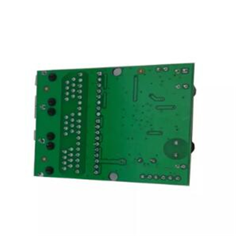 OEM switch mini 3 port ethernet switch 10 / 100mbps rj45 network switch hub pcb module board for system integration 5