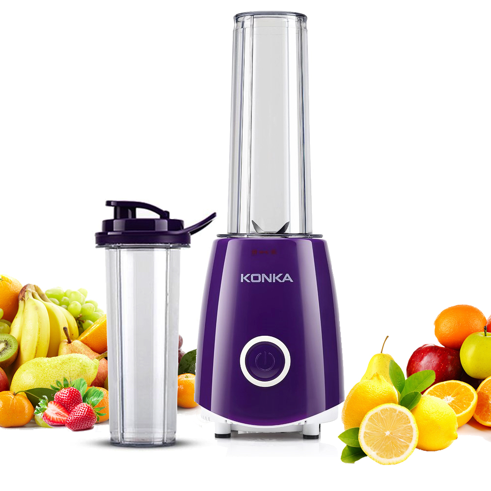Professional Blender, Food Processor fruit admixer blender Mixer Portable Electric Juicer Fruit Juice Machine Milkshake Maker