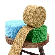 10 м/лот 20 мм мягкая хлопковая тесьма лента ремешок для собаки ошейник уличная шлейка детали для рюкзака сумки