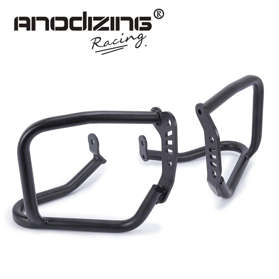 Motorcycle Refit Tank Protection Bar Protection Guard Crash Bars Frame For BMW R1200 R NINE T