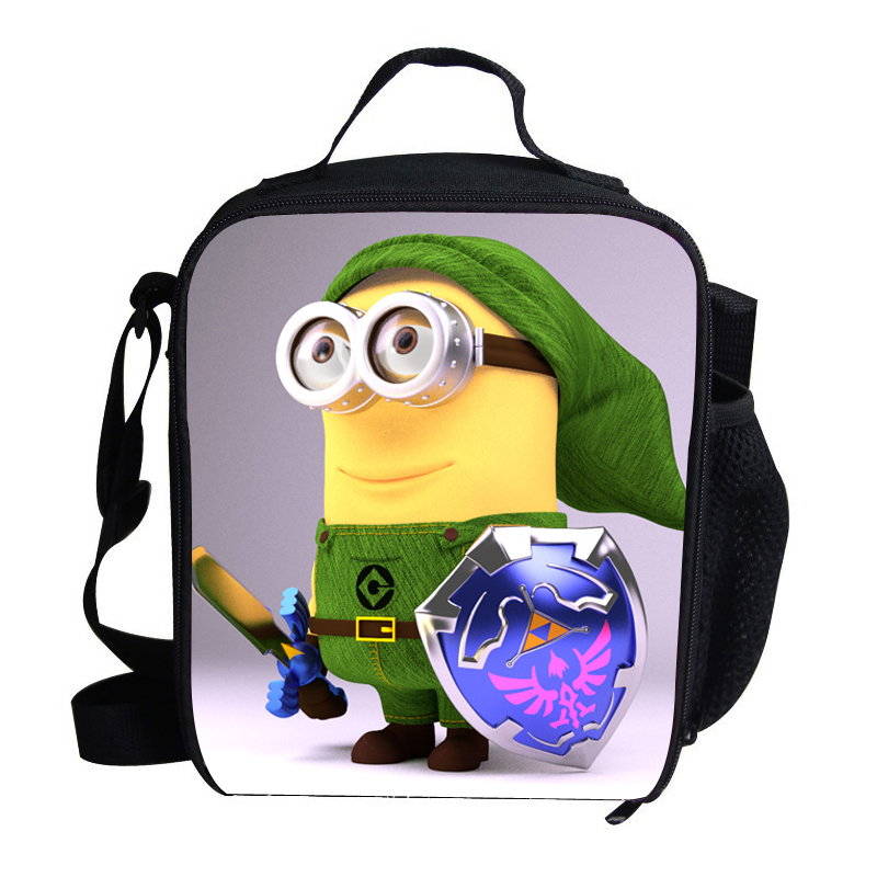 92327cfc03d5 2015 Fashionable Minions Bags Despicable Me Cooler Bag Picnic For School  Boys Girls Children Travel Lunch Cooler Bag For Kids-in Cooler Bags from  Luggage ...