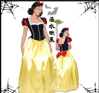 FREE SHIPPING Adult Snow White Fairy Tale Fancy Dress Costume Sexy Ladies Womens Female Plus Size