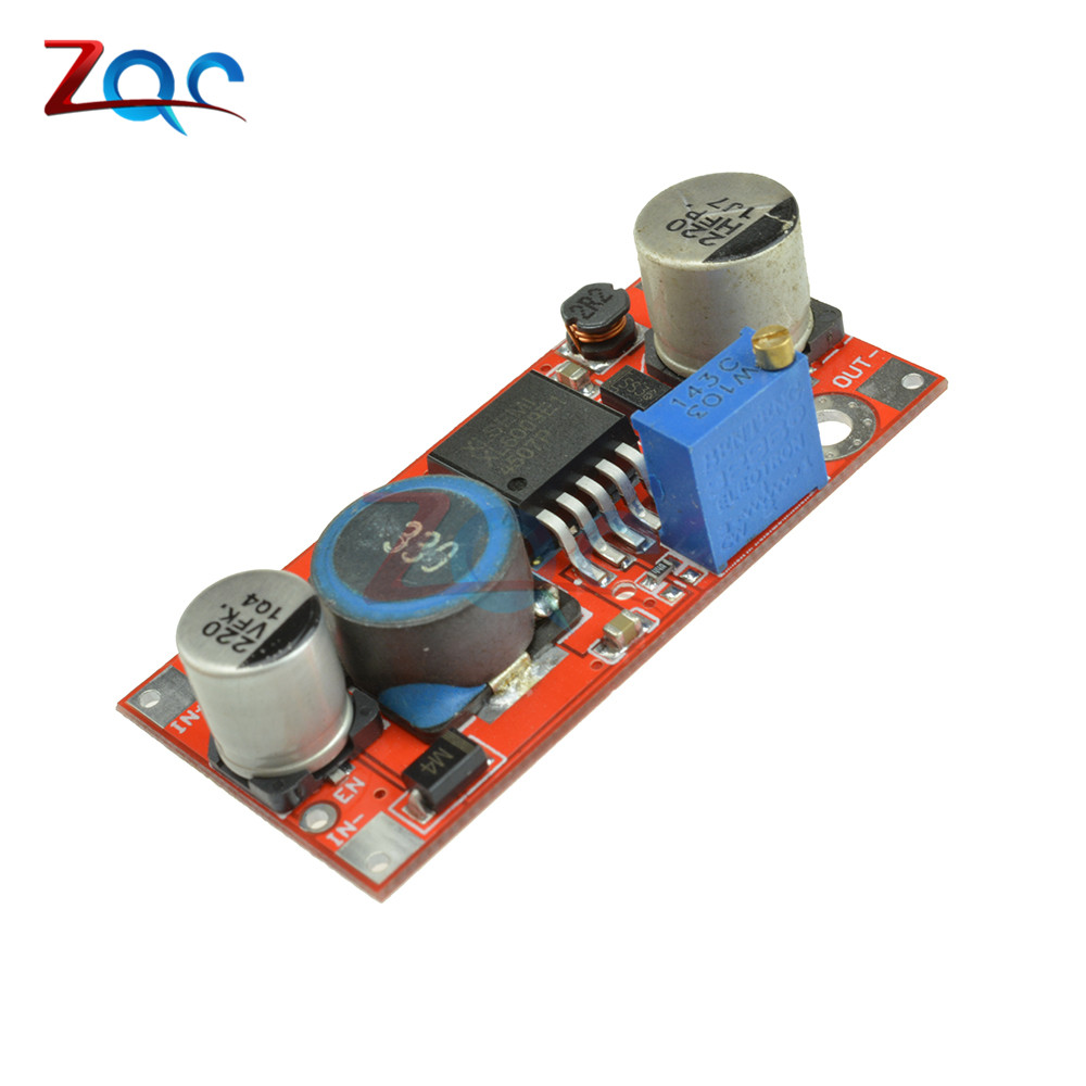 цена на DC-DC Step up boost Power Converter Module XL6009 Adjustable 3-32V To 5-35V Step-up Voltage Regulator Replace LM2577