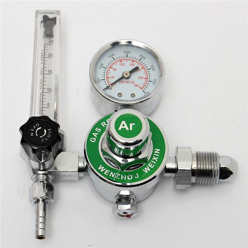 Argon and Argon Mix Gas Regulator SE - Weldequip