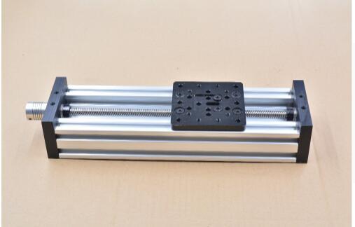 3d printer Z axis diy c beam sliding table lead screw travel 600mm T8 screw 8mm