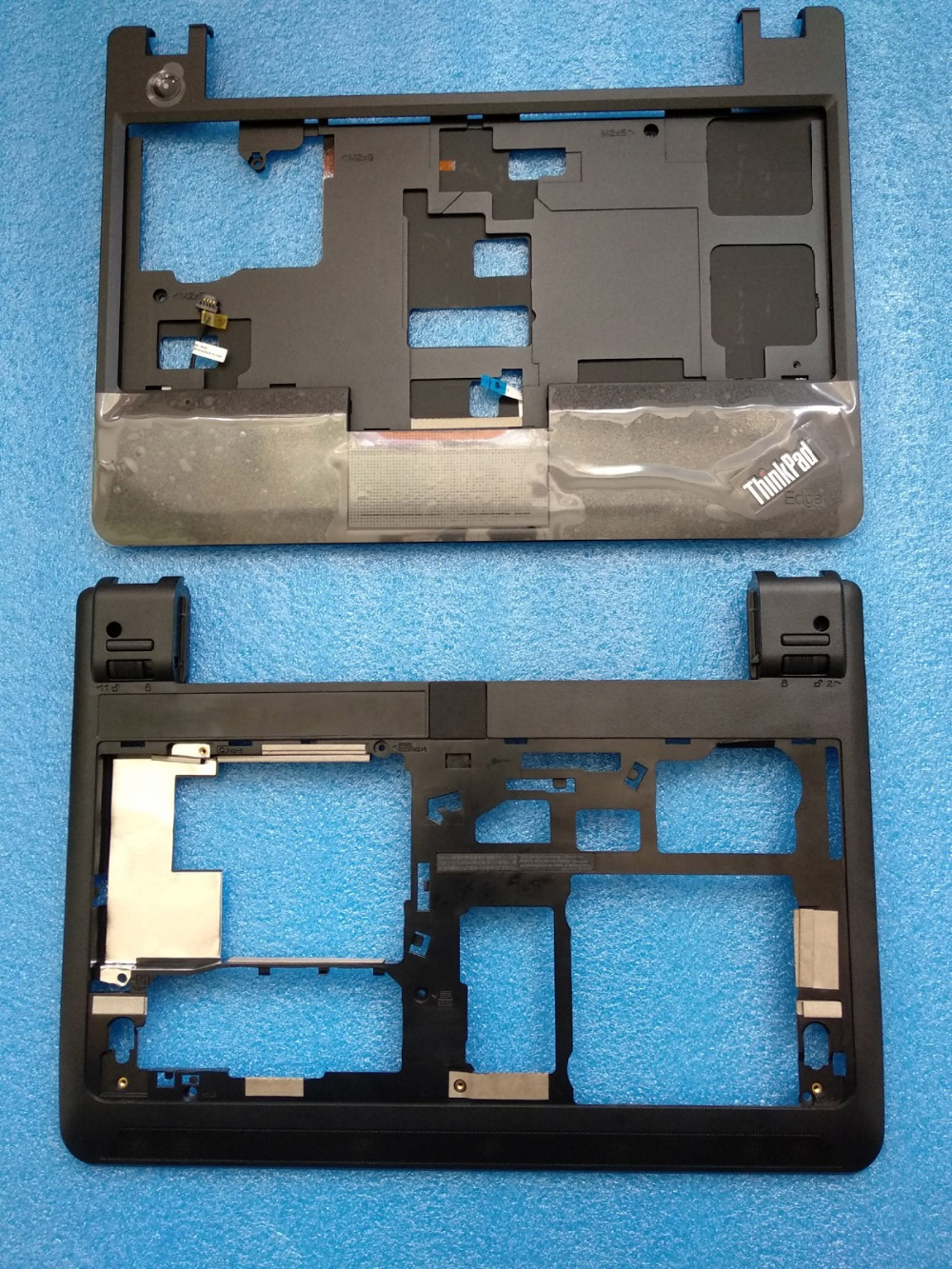 New Original Lenovo ThinkPad E130 E135 Bottom Case Base Cover+Palmrest Upper Case Keyboard Bezel with Touch 00JT246 00JT244 new original for lenovo thinkpad x240 x240i base cover bottom case 04x5184 0c64937
