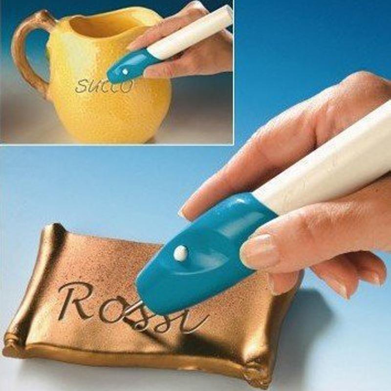 цена на 1pc New High quality Useful  Mini Engraving Pen Electric Carving Pen Machine Graver Tool Engraver IA685 P10