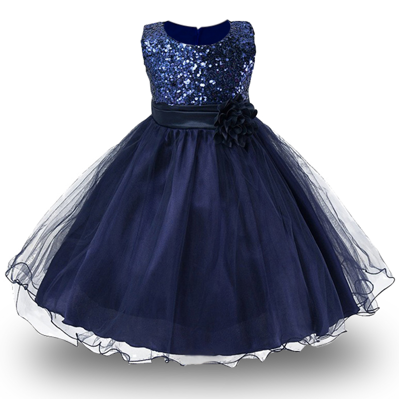 1-14yrs teenagers Girls Dress Wedding Party Princess Christmas Dresse for girl Party Costume Kids Cotton Party girls Clothing